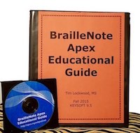 BrailleNote Apex Educational Guide